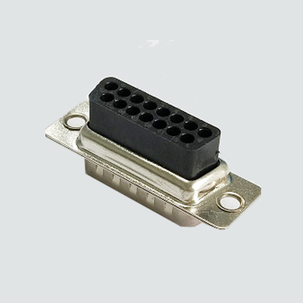 D-SUB Male Dual Row Crimp Type(Stamed PIN)