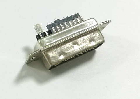 DVI 24+5Male  solder  Type(Stamed PIN)
