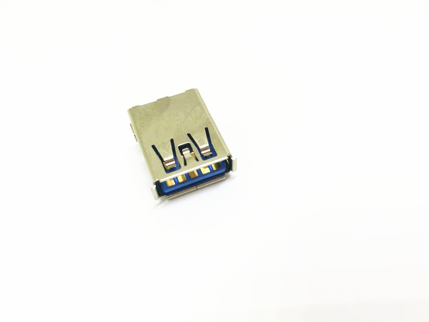 USB 3.0 A type right angle reverse  mount
